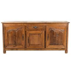 Rustic Antique French Buffet, Circa 1910