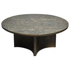 Philip & Kelvin Laverne Eternal Forest Coffee Table