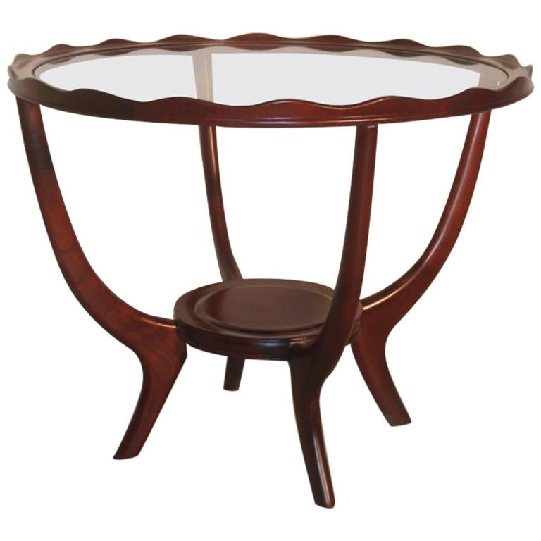 Coffee Table Italian Mid-Century Design