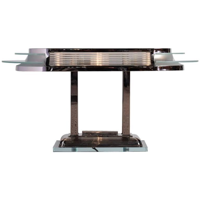 Art-Deco Table Lamp