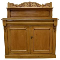 Pine and Beech Chiffonier