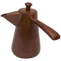 Coffee and Milk Pot