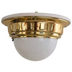 Otto Wagner Tramway Lamp