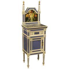 20th Century Italian Nightstand in Louis XVI Style