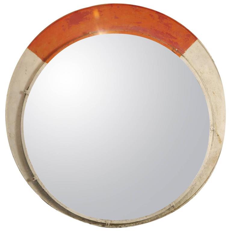 Huge Convex Railway Mirrors
