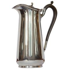 Antique English Hot Chocolate or Coffee Pot