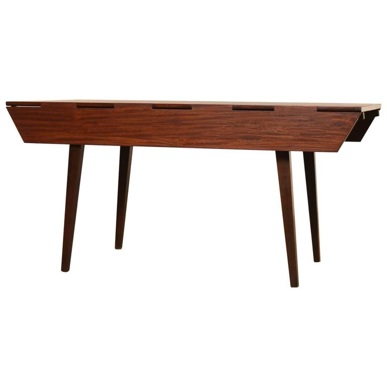 Milo Baughman For Drexel Perspective Convertible Dining Table Coffee Table 1950s At 1stdibs