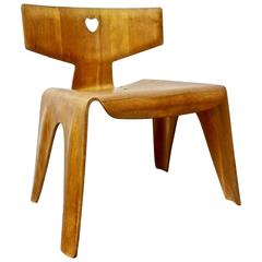 Charles and Ray Eames Childs Chair