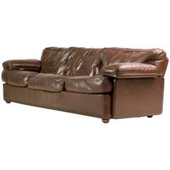 Poltrona Frau Sofa and Armchair Designed by Tito Agnoli