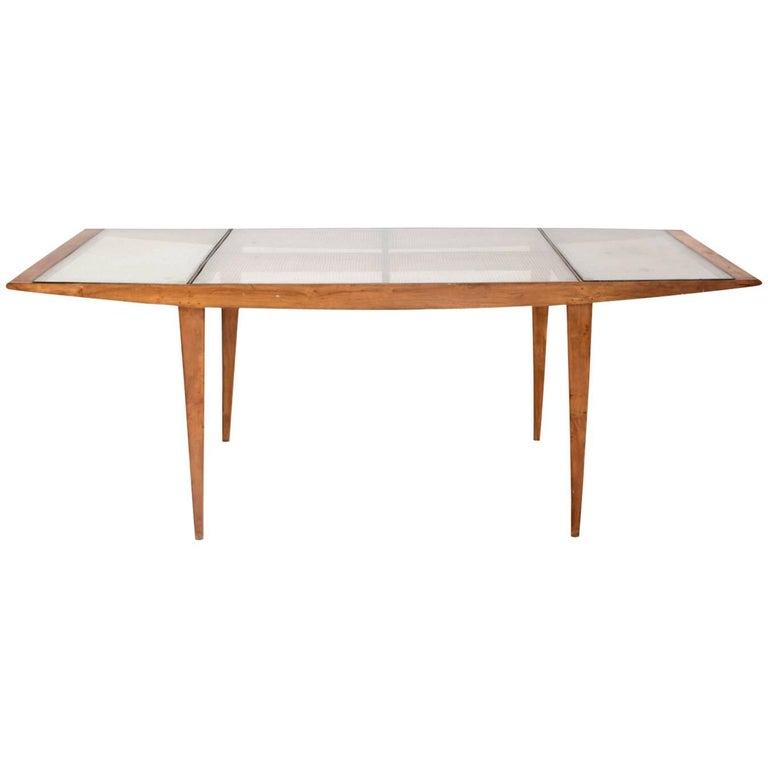 Martin Eisler & Carlos Hauner Dining Table, Manufactured by Forma, Brazil, 1950 For Sale