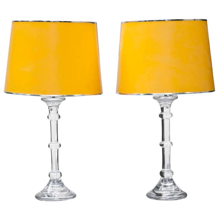 Ingo Maurer Table Lamp Modell Tiffany, 1969 1