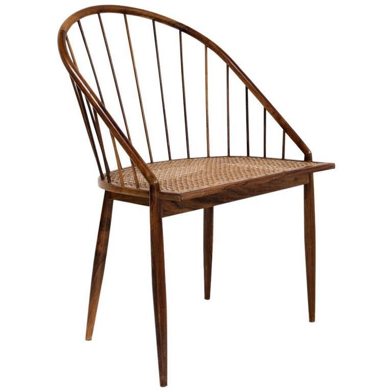 Joaquim Tenreiro Chair Manufactured By Tenreiro Mov 232 Is