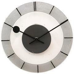 Siemens Halske Factory or Workshop Wall Clock