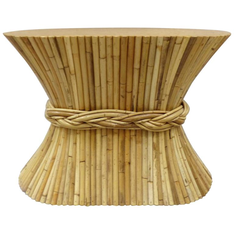 Id F_6770963 on Ficks Reed Rattan Coffee Table