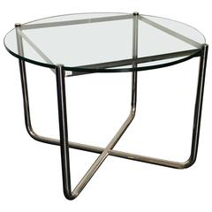 Ludwig Mies van der Rohe Mr Cocktail End Table Knoll