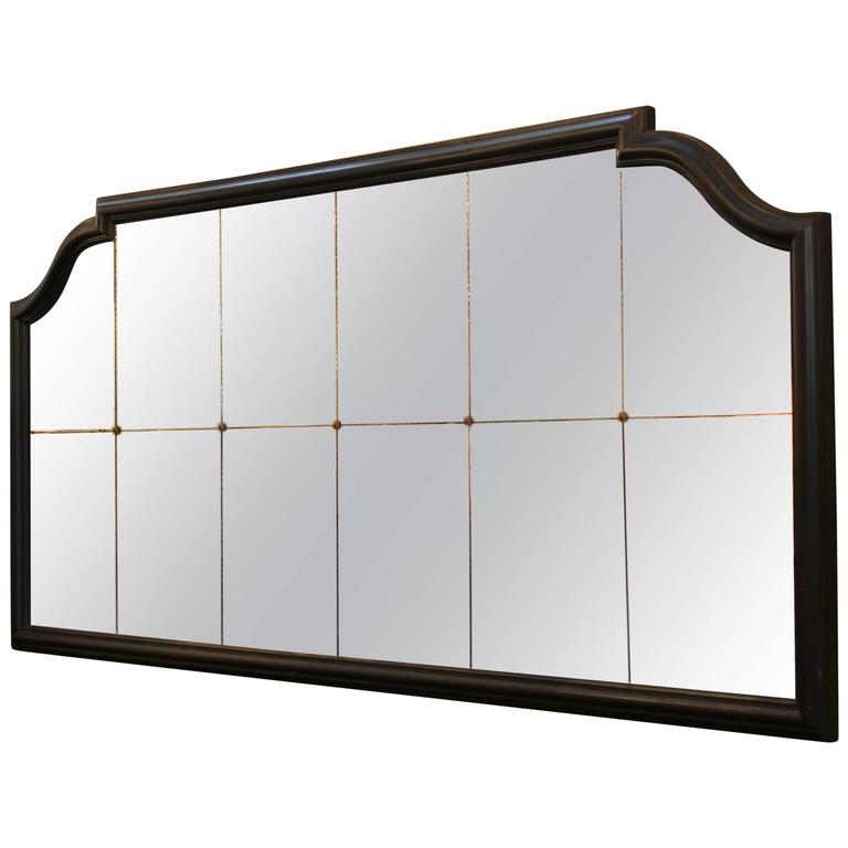 Turn of the 20th Century Large Mirror 1