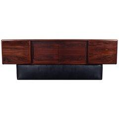 Danish Modern Rosewood Credenza