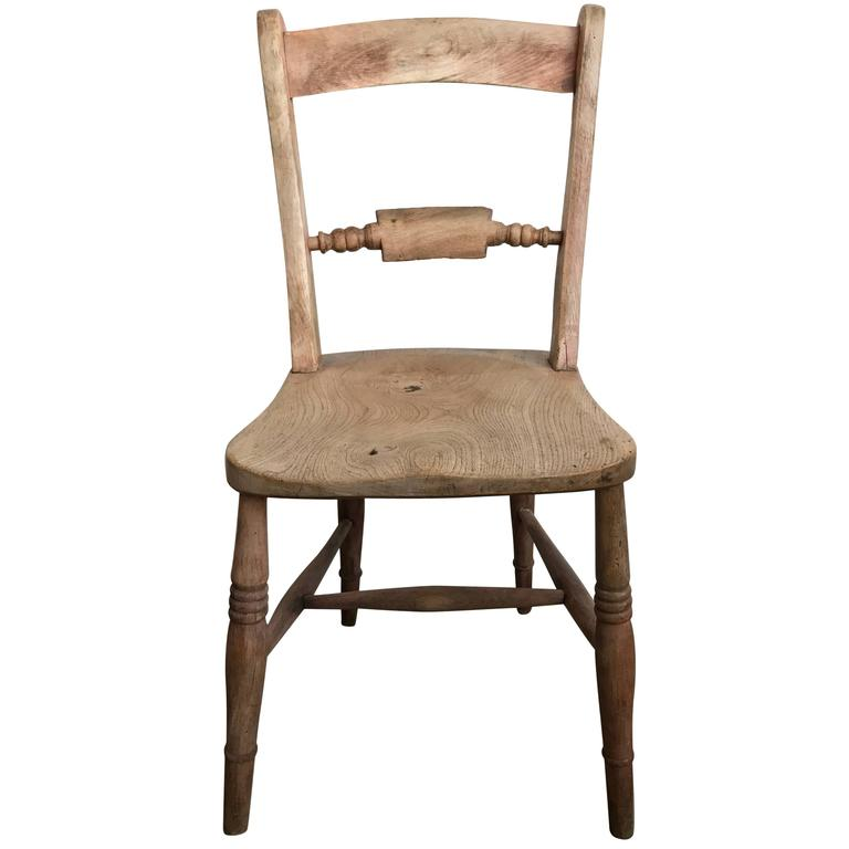 19th Century French Side Chair 1