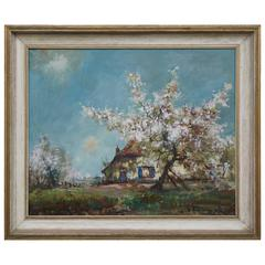 """""""The Spring Blossom"""" Painting"""