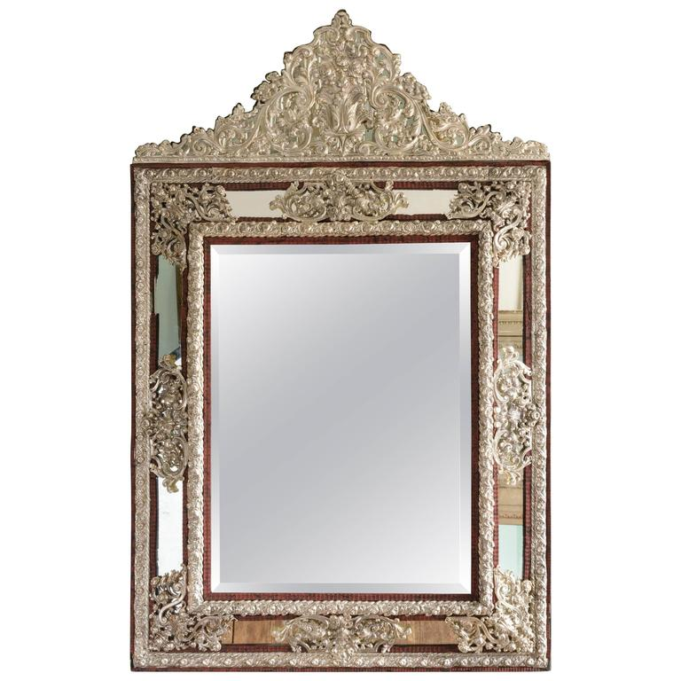 17th century style dutch mirror for sale at 1stdibs for 17th century mirrors