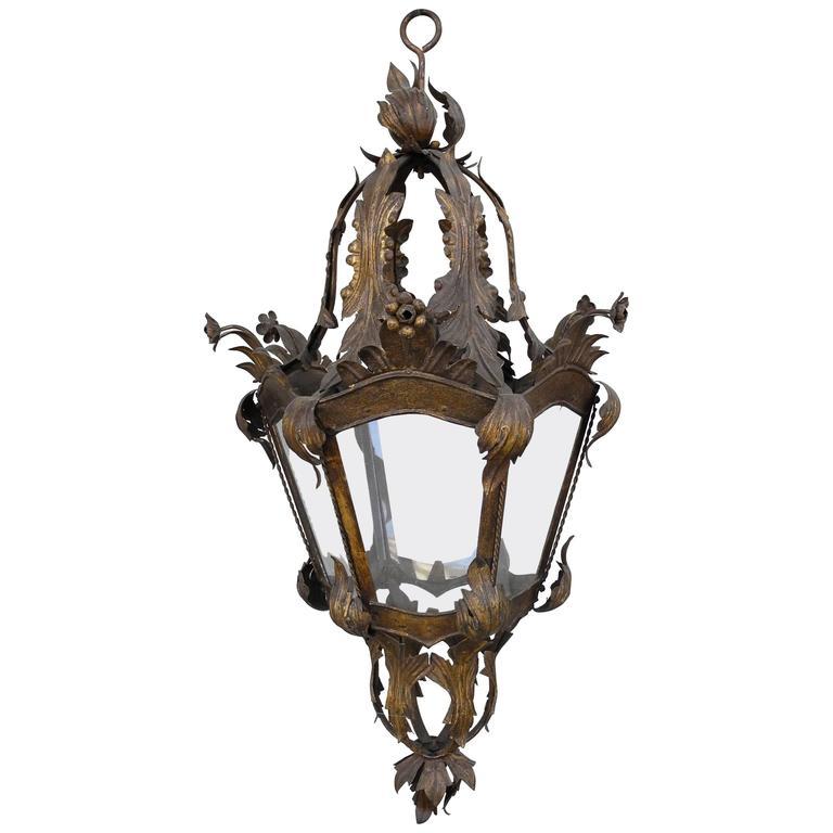 19th Century Italian Lantern 1