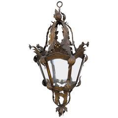 19th Century Italian Lantern