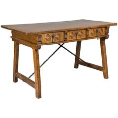 Spanish Baroque Style Table