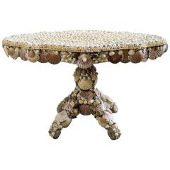 1970s Shell Table by Antony Redmile