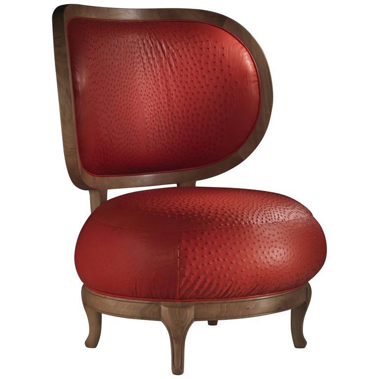 Struzza Chair by Nigel Coates