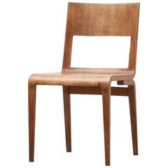 Erich Menzel Plywood Chair 'b'