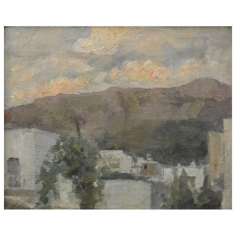 Ada Pratella, Houses at Capri