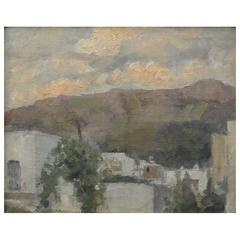 Ada Pratella, Houses at Capri