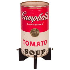 Campbell's Soup Can Table Lamp