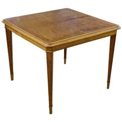 Dominique Dining Table in French Walnut