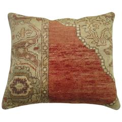 Sivas Turkish Rug Pillow