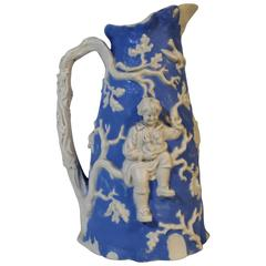 T J & J Mayers Parian Jug or Pitcher