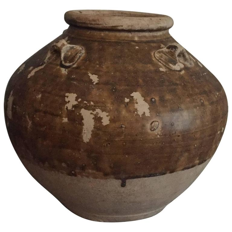 Antique Khmer Vase