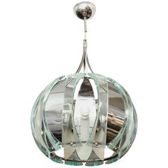 Large Pendent Light Made in Italy