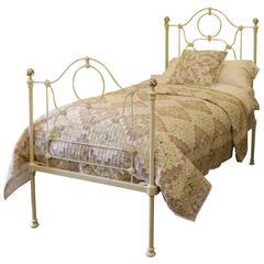 Single Cast Iron Bed MS24