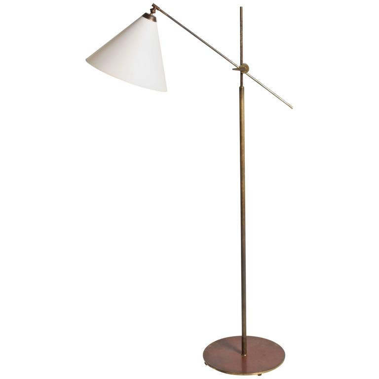"""Vaterpump"" Floor Lamp by Le Klint"