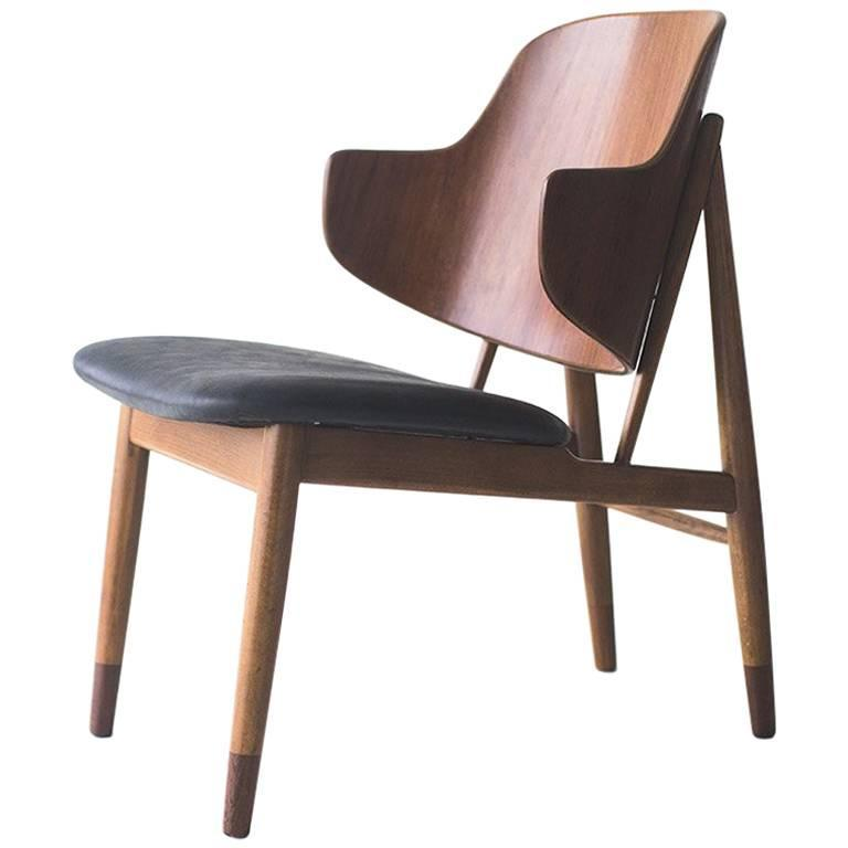 Gentil Ib Kofod Larsen Chair For Christensen U0026 Larsen For Sale