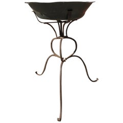 Wrought Iron Garden Planter Jardiniere