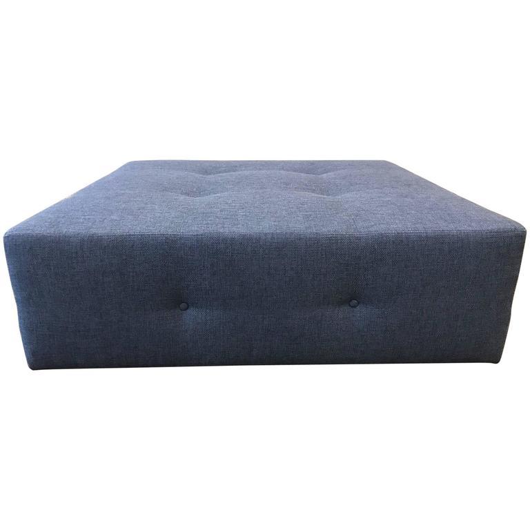 Cool Large Scale Custom Designed Tufted Ottoman Short Links Chair Design For Home Short Linksinfo