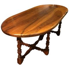 Walnut Refectory Table
