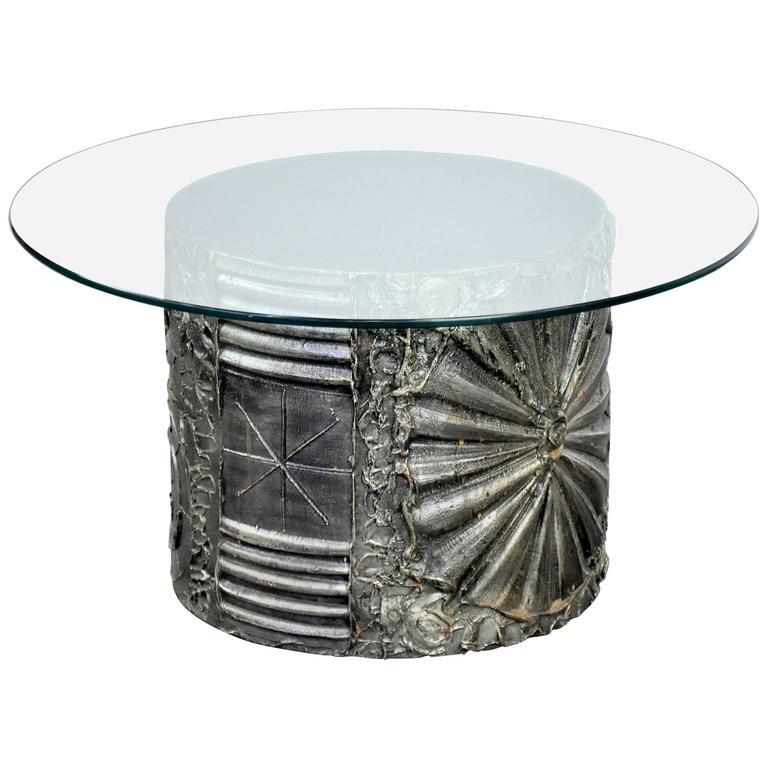 Adrian Pearsall for Craft Associates Brutalist Coffee Table 1