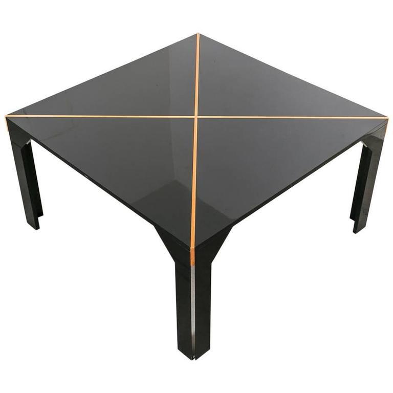 """""""Tema"""" Table by Vico Magistretti for BB Italia, 1973"""