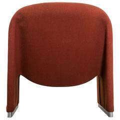 "Giancarlo Piretti ""Alky"" Lounge Chair, circa 1970, Italy"