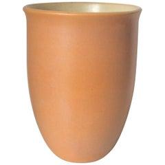 Chambost Ceramic Vase, circa 1950, France