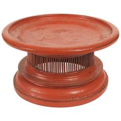 Offering Lacquer Tray