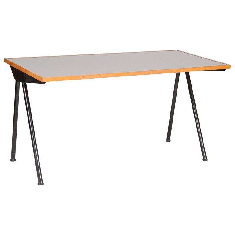 Compass Desk by Jean Prouve For Sale